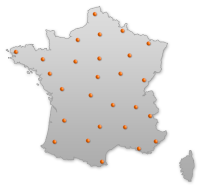 Livraison leasing et location longue durée régions de france paris et ile de france.